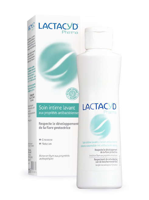 Lactacyd® Pharma à l'action antibactérienne 250 ml